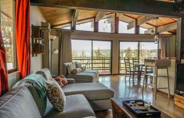 Find the perfect Big Bear rental on Airbnb and enjoy your perfect vacation.