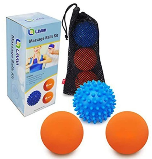 Massage balls are on of the best things to have for post workout recovery.