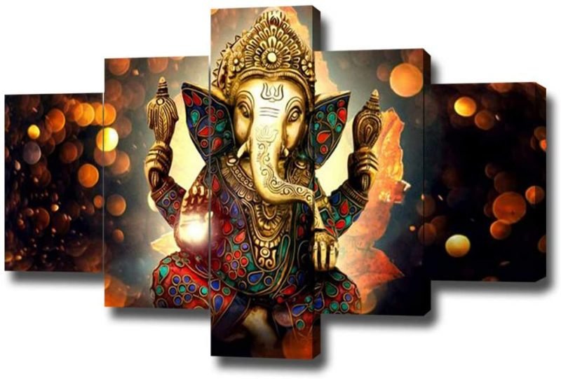 With a great design and wonderful colours this is the perfect item to add to your Indian decor.