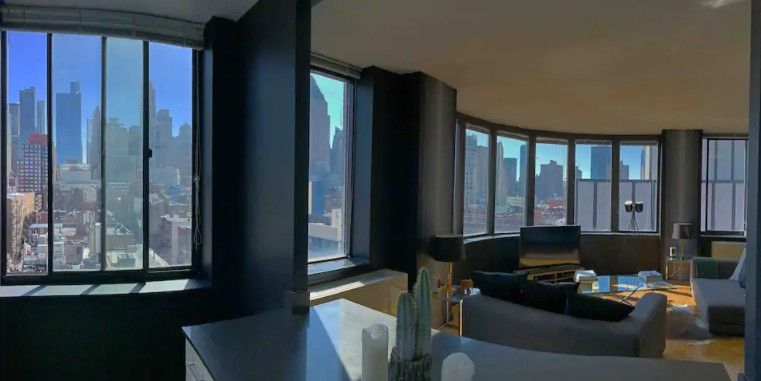 Stay in a penthouse suite to really appreciate New York's finest views.