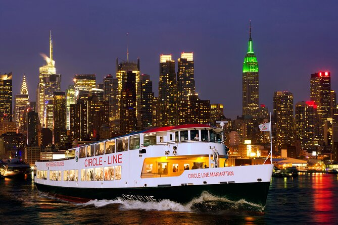Night time boat rides offer you a great opportunity to view the city lights without the crowds.
