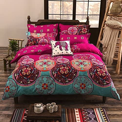 Indian inspired decor is the perfect addition to any room.