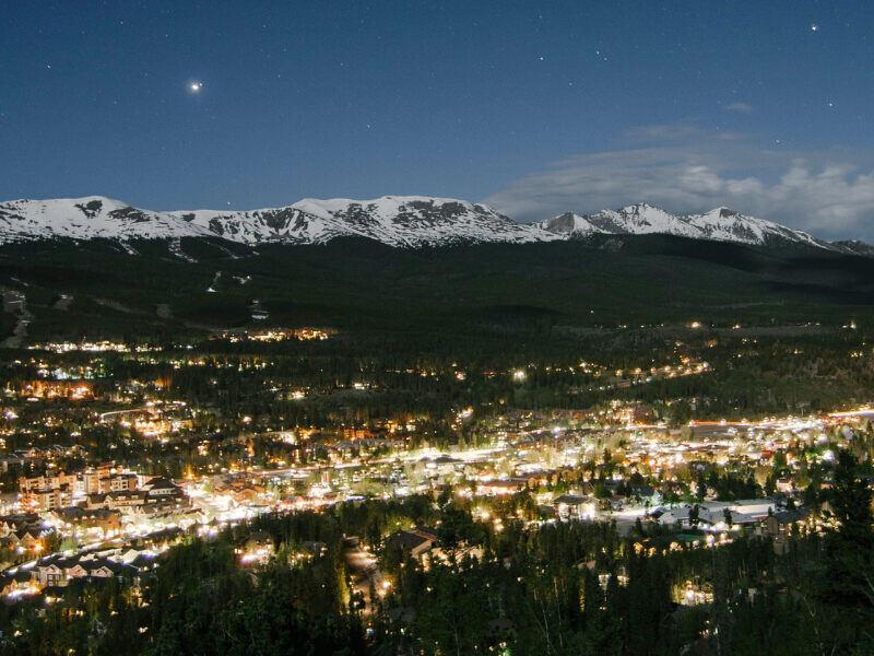 Visit Breckenridge Ski Resort for the best skiing in Colorado