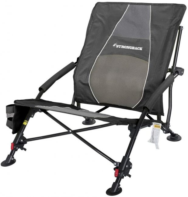 A camping chair is a great camping gift for dad.