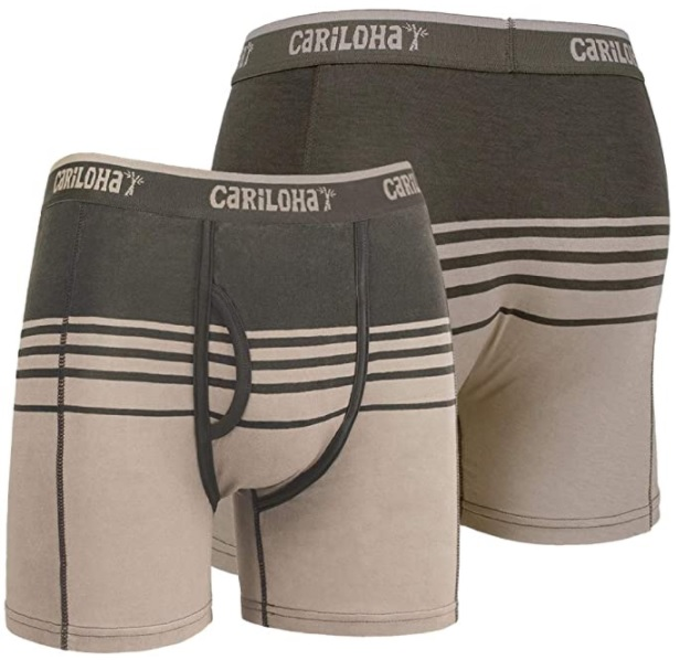 Cariloha Bamboo Boxers - Men's Hiking underwear