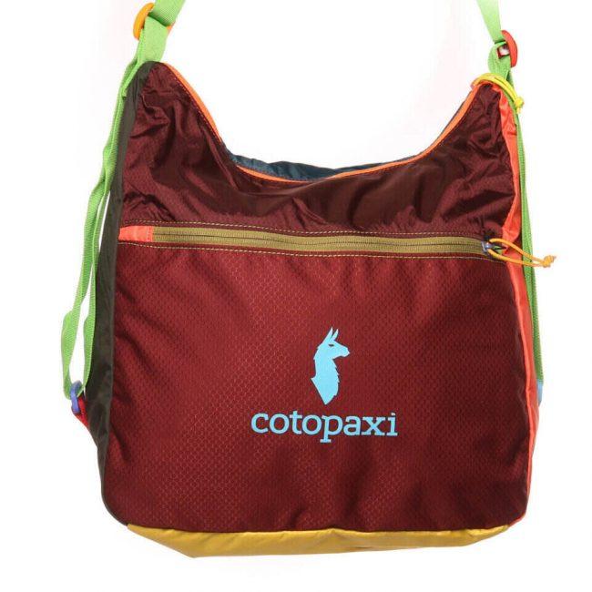 Cotopaxi convertible bag - Outdoor clothing brands