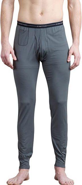 Men's long hiking underwear