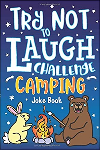 Bring along the perfect joke book for the kids. It's a great camping gift.