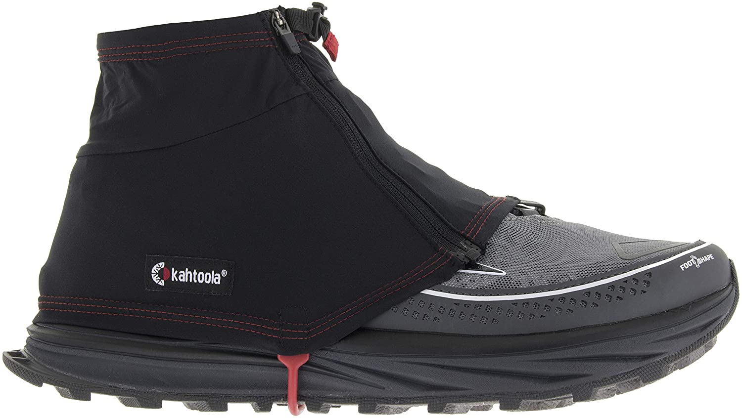 The Kahtoola Instagaiter is one of the best gaiters for trail running.