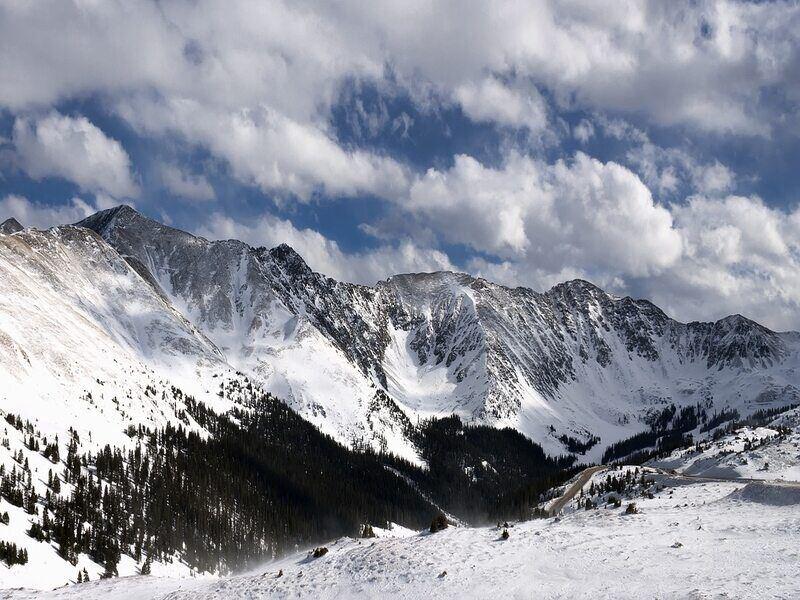 Loveland Ski Area is a great ski resort in Colorado