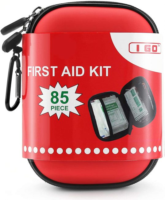 Mini Compact First Aid Kit