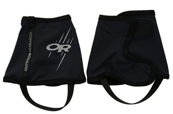 The Outdoor Research Overdrive is one of the best gaiters on the market.