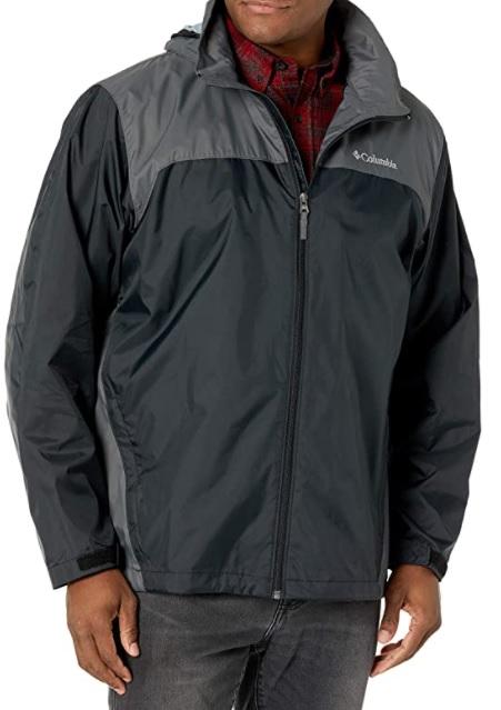 Columbia Rain Jacket for men