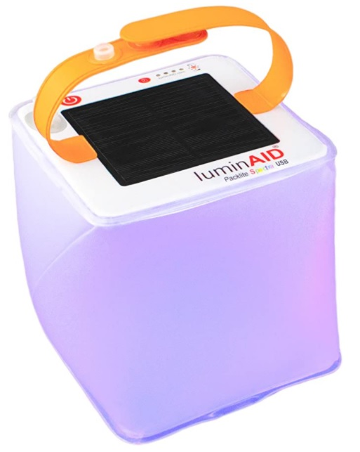 Solar Inflatable Lantern