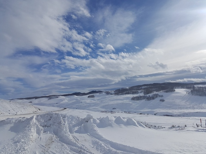 Steamboat Ski Resort offers great skiing in Colorado
