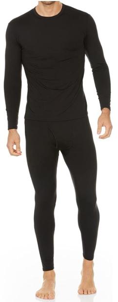 Men's Hiking Underwear for winter.