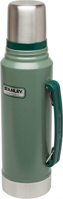 Stanly Flask - a great camping gift.