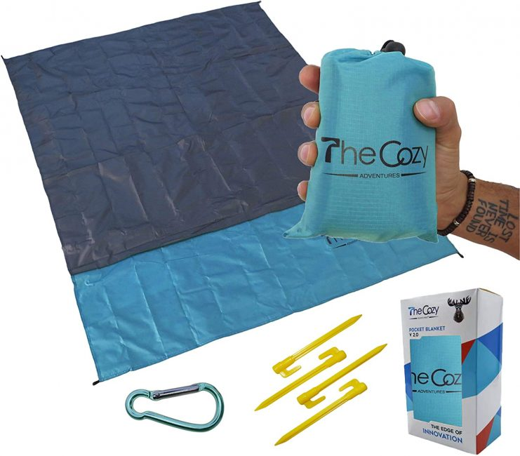 Waterproof Portable Blanket