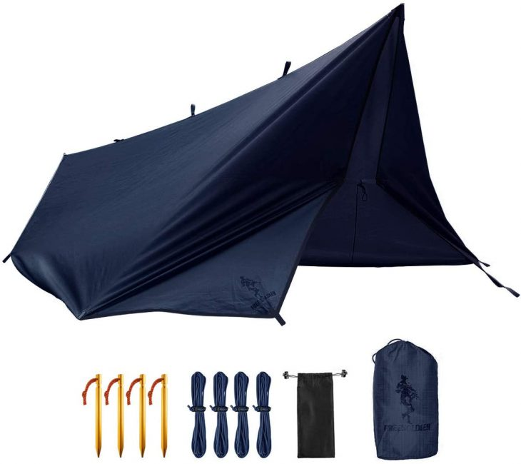 A waterproof portable tent is a great gift for the outdoorsy and can be used anywhere.