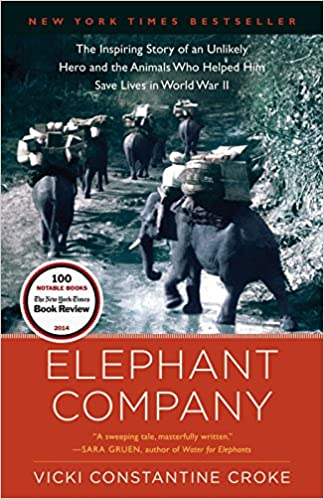 Elephant Company by Vicki Constantine Croke - Books about Elephants