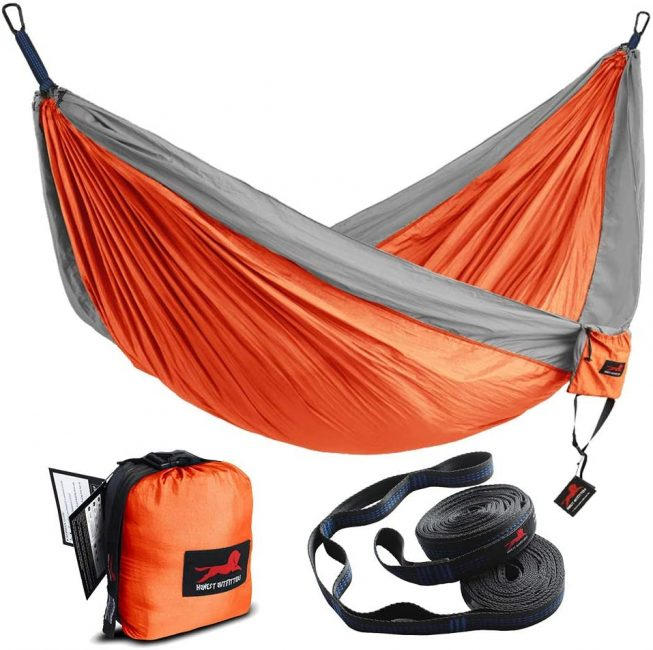 Honest Outfitters Double Hiking Hammock