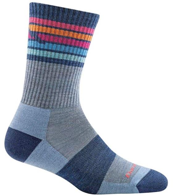 Hiker Micro Crew Cushion Socks - Hiking Socks