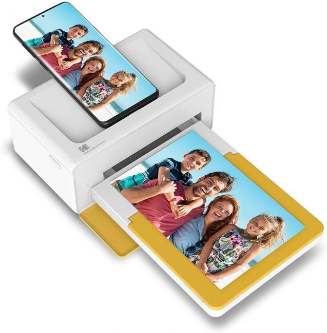 Kodak Dock Plus - perfect for printing your travel memories
