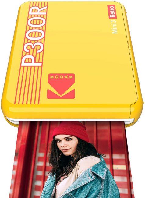 Kodak Mini 3 Retro - perfect for printing travel memories