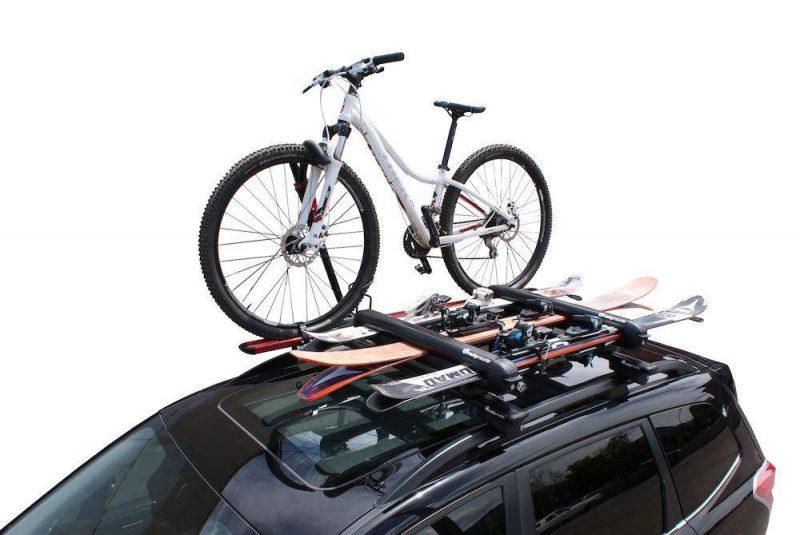 Liftop Biggie ski rack by RockyMounts