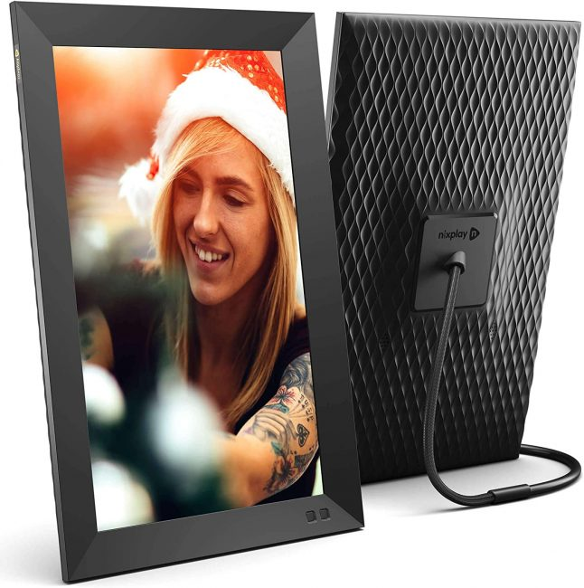 Novica Digital Photo Frame - perfect for displaying your travel memories