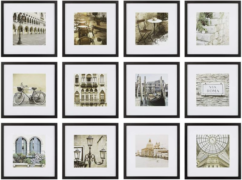 Perfect Gallery Wall Kit for travel memories