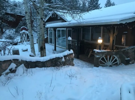 Pine Mountain Cabins, Como - Colorado vacation rentals