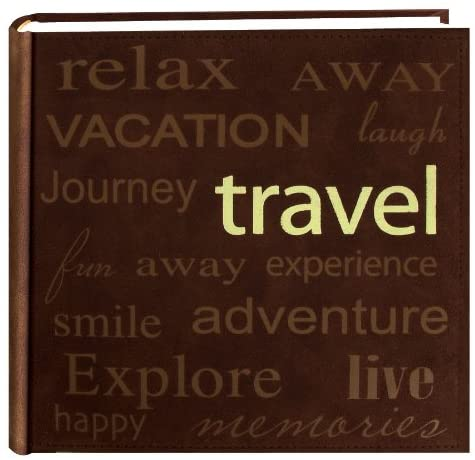 Pioneer Travel Photo Album