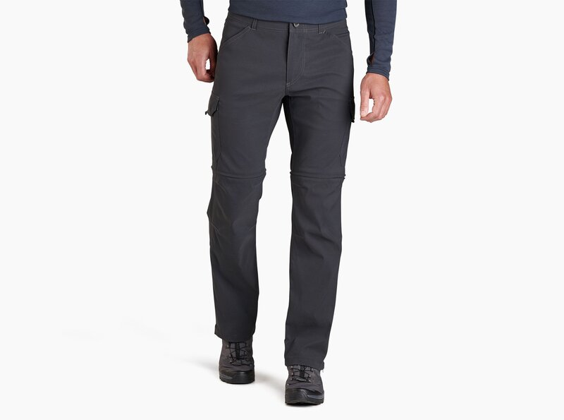Renegade Cargo Conv Recco Hiking pants by Kuhl