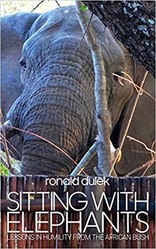 Sitting with Elephants by Ronald Dulek