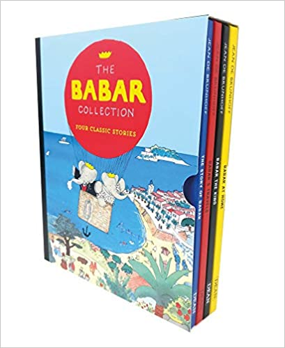 The Babar Collection Four Classic Stories