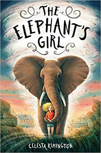 The Elephants Girl by Celesta Rimington - Books about Elephants