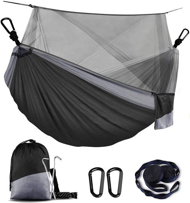 Wovuu Camping Hammock with bug net