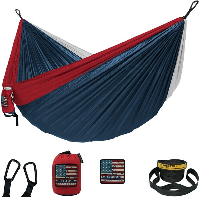 Wise Owl Outfitters - Hiking Hammock