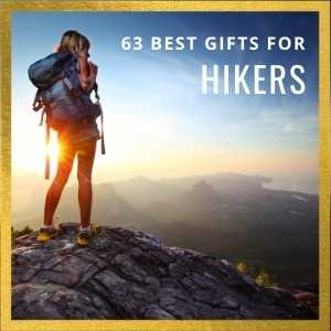 hiking gifts for the hiker in your life