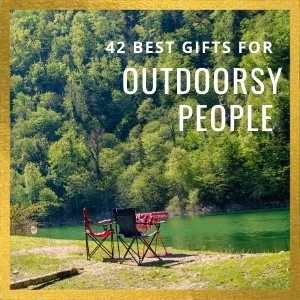 outdoor gifts for outdoorsy people