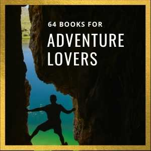 adventure books make great gifts