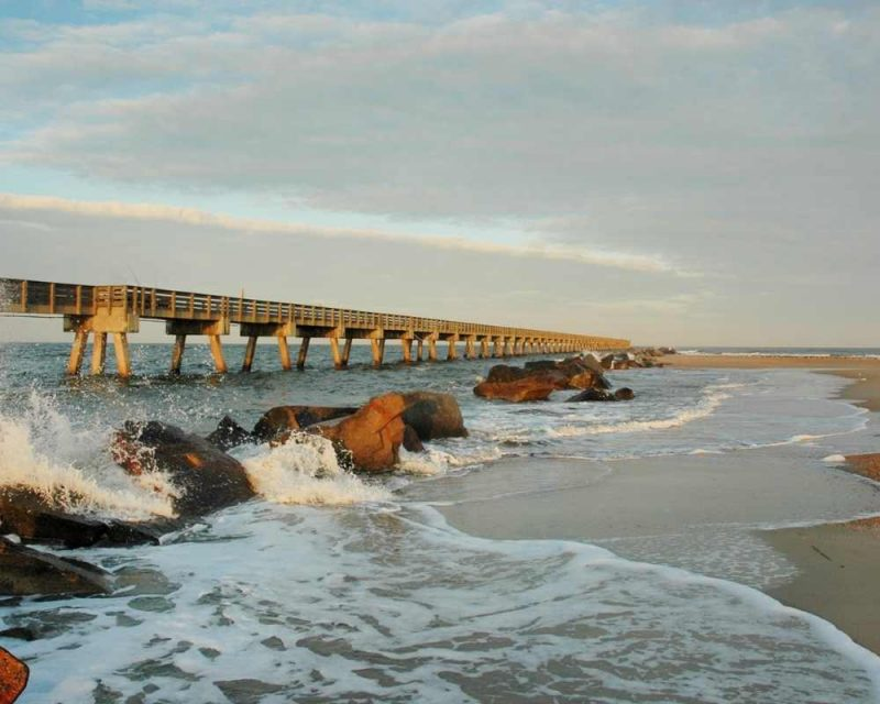 Fishing is one of the best things to do in Amelia Island