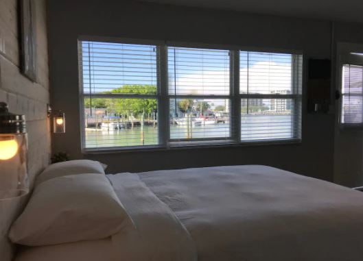 The Bay Apartment is a great Airbnb in Clearwater