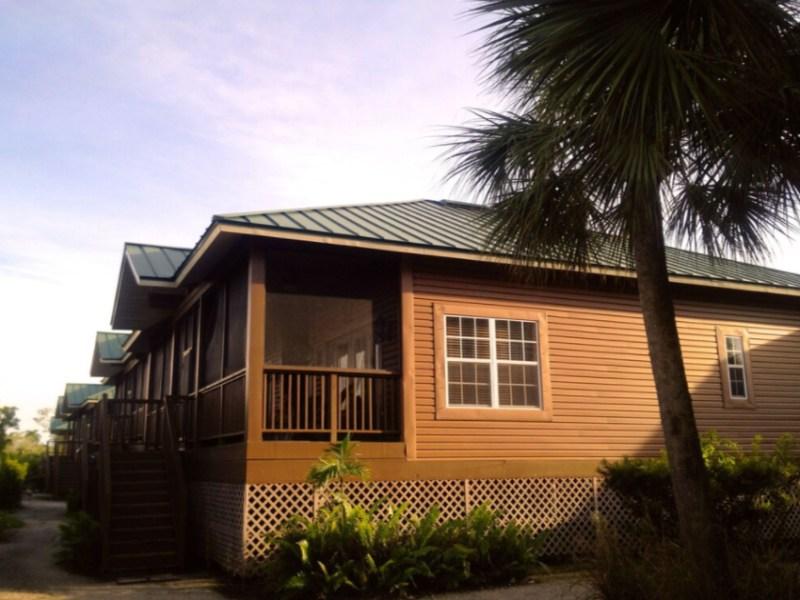 Private Island Cabin in the Everglades
