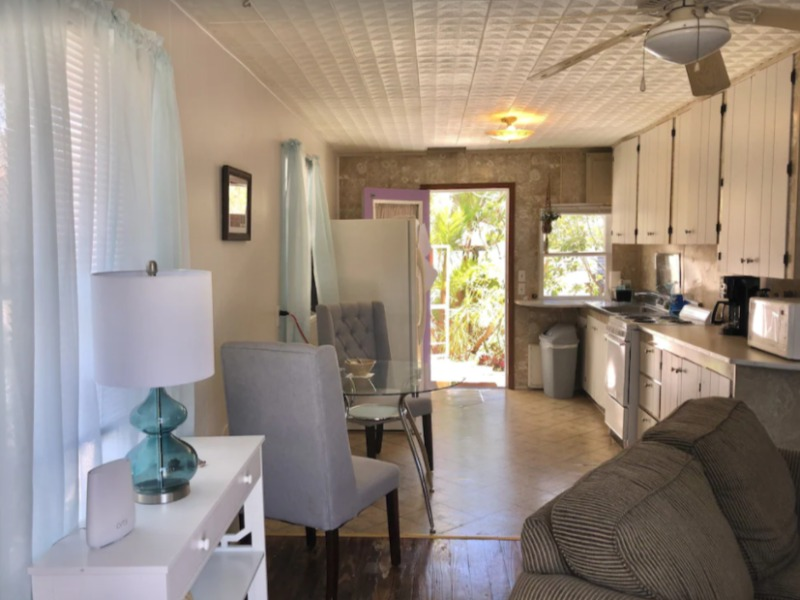 Discover the Goodland Cabin located near the Everglades