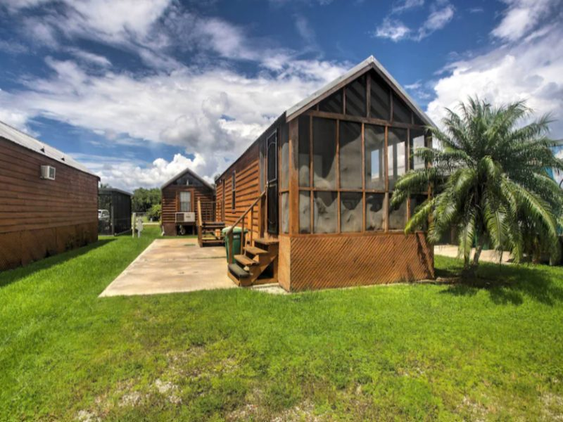 Everglades City Waterfront Cabin on VRBO