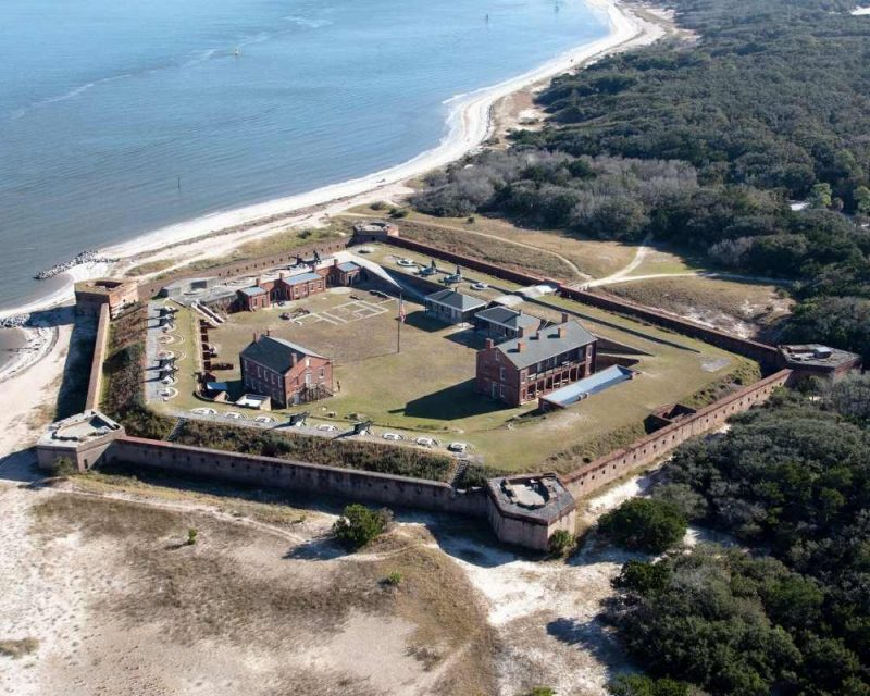 Fort Clinch State Park offers lots of things to do in Amelia Island