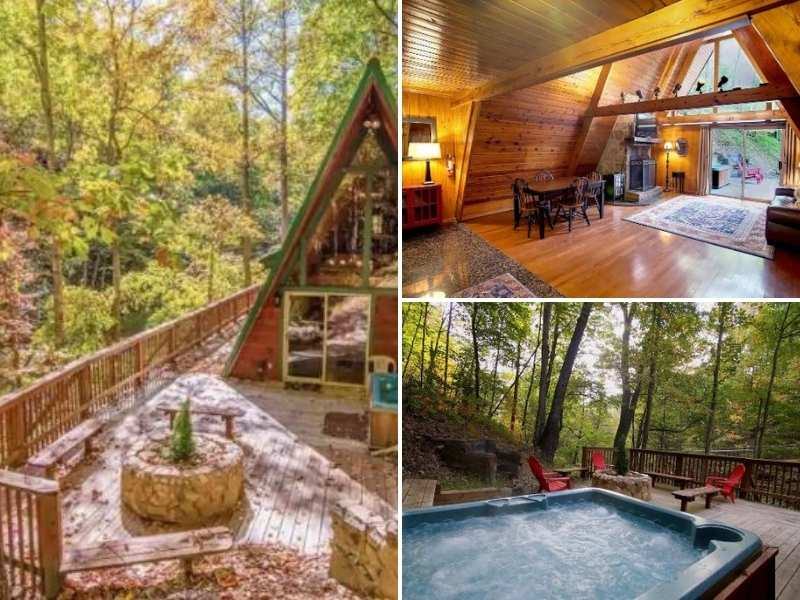 The Lodge at Ski Mountain is a great place to stay near Great Smoky Mountains National Park