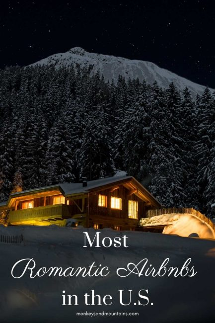 romantic cabin getaways